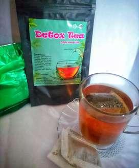 Detoks tea herbal