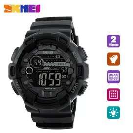 Jam tangan SKMIE LASER 1243 ORIGINAL FREE ongkir kota surabaya