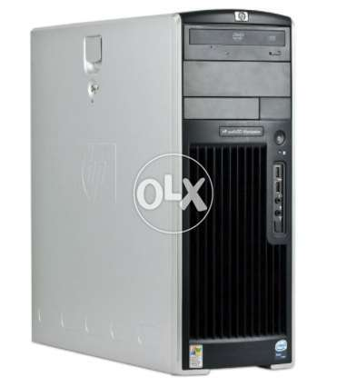 HP Workstation xw6400 8Core 16Mb Cach 16Gb Ram 0