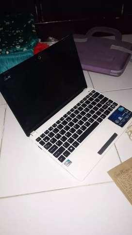 Asus Notebook Eee Seashell Series Second