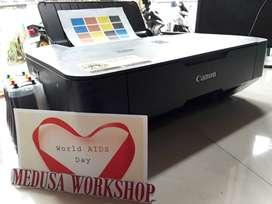 Printer Canon Bekas MP237  - Unit Mulus Mesin OK Siap Pakai