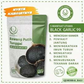 BEST SELLER || Black Garlic Bawang Hitam Tunggal Super