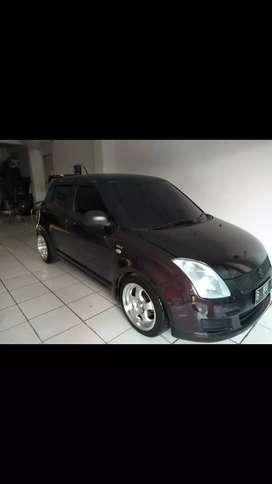 Suzuki Swift 2008 over kredit