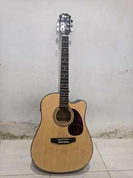 Gitar skylark,akustik elektric