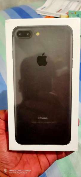 Iphone 7+ / Plus 128GB Black NEW