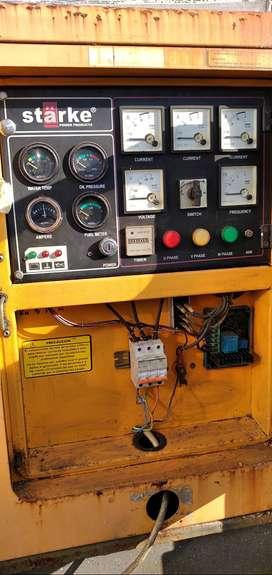 Genset silent Starke 12.5 kVA