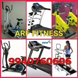 Amazing Offer 30% Sale Fitness Equipment Treadmill Elliptical Trainer