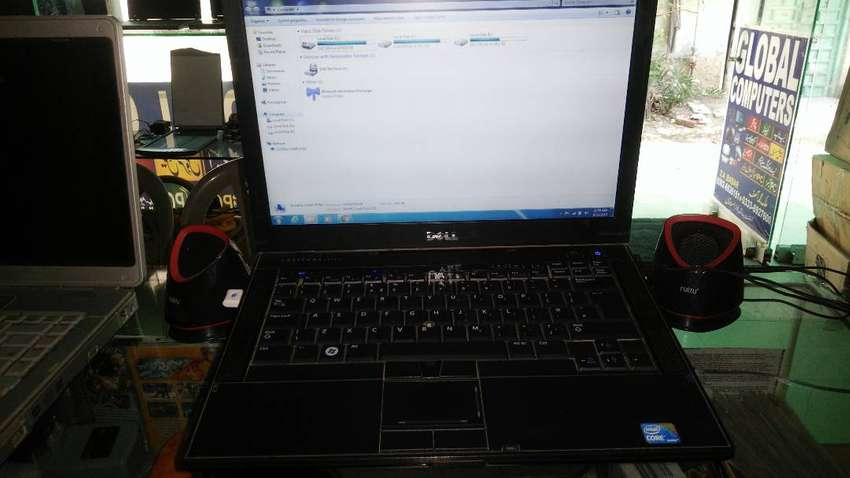 Dell 6410 i5 with ssd 0