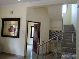 Well maintained individual house for rent