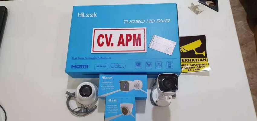 CCTV HILOOK Murah,kualitasbagus lensa2mp pluspasangdi BABELAN BKSI KAB