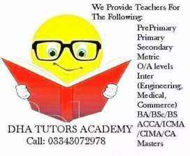 Home Tuition Available in All Areas of Karachi