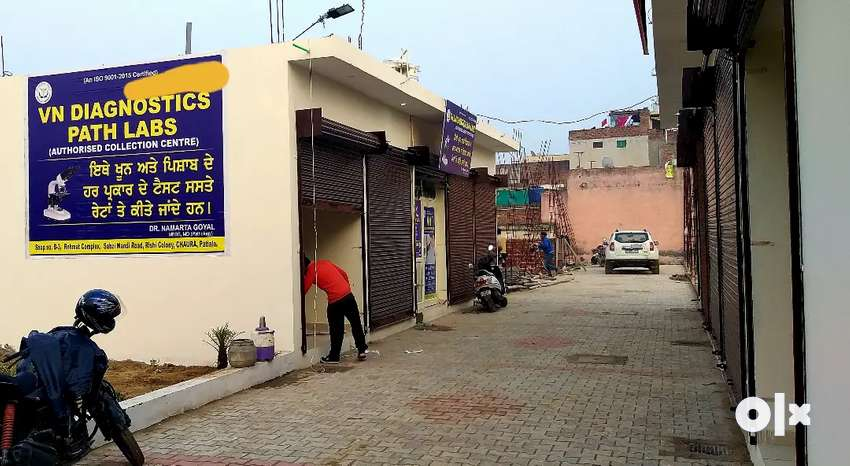 3,90,000 rupees per shop for sale at reasonable prices  ..