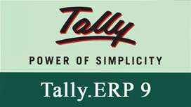 Tally account work