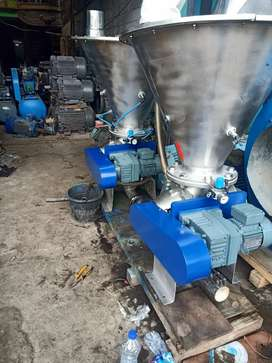 Rotary valve stainlees steel 8 inch 2 unit