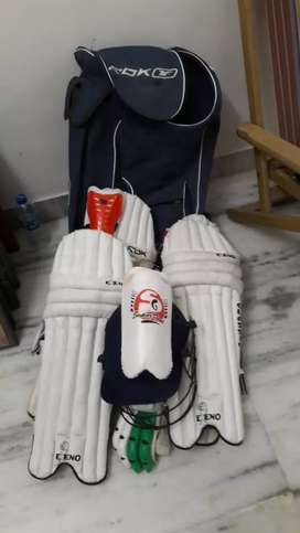 Reebok cricket gear