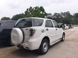 Daihatsu Terios automatic 2013  tangan pertama 13 juta
