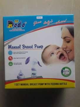Pompa Asi Dodo Plus Botol