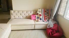 2 seaters each- set of 3 sofas