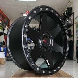 CREDIT VELG HSR RACING RING 20X9 H6X139,7