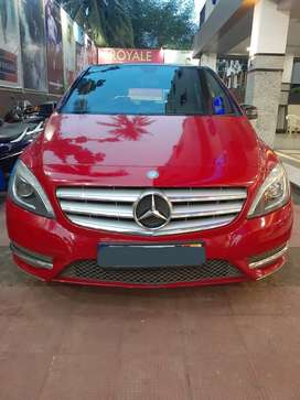 Mercedes-Benz B-Class B180 Sports, 2014, Diesel