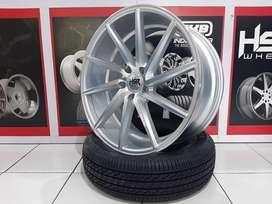 Velg Mobil Toyota Rush Xpander Ring 20 HSR Ciao