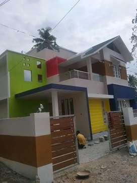 New house kollam keralapurm 3 BHk 5 cent 1850 sqr