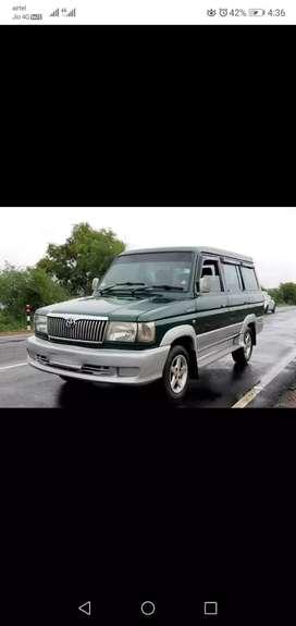 Good condition Qualis jeep sele on kl reg.