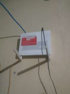Router wifi + stb ex indihome
