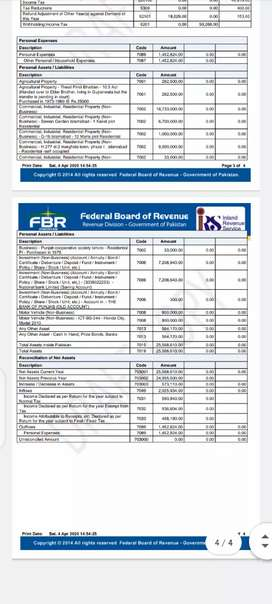 Tax Return Filing Service at your home and Online