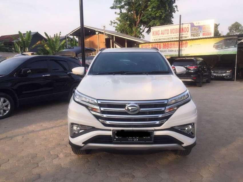 Daihatsu Terios 1.5 R Dlx 2018 Manual Terawat Siap pakai 0