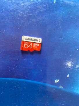 Samsung memory card 64gb