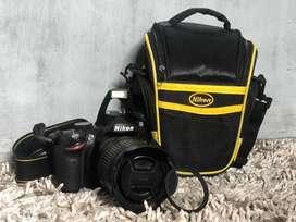 Nikon D3200 mulus