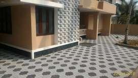 HOUSE FOR RENT IN KOLLAM NEAR KENDRIYA VIDYALAYA, BANK EMPL PREFERRED