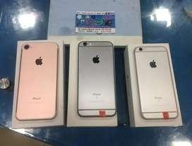 iphone 6s 64gb @ 13500 iphone 7 32gb @17000 2month warrnty new conditi