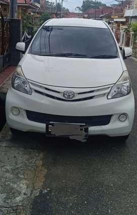 Toyota avanza manual 1.3 type E tahun 2014 ..