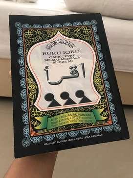 Buku IQRO Anak NEW