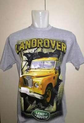 Kaos Otomotif Land Rover