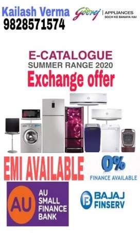 Freez,washing machine,AC,MW oven,Deep Freez exchange offer 2000-8000