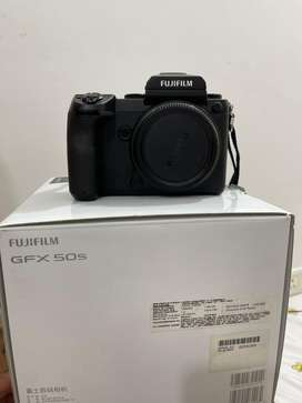 Fujifilm 50S body only