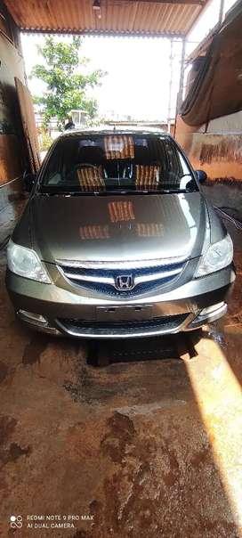 Honda Civic zx