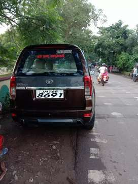 Tata safari strom