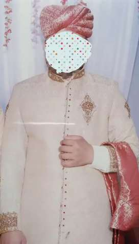 Sherwani With Kulla