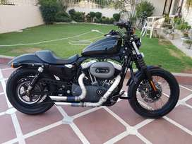 Harley Davidson Nightster 1200cc( First To Ride Edition)