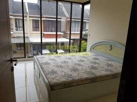Rumah semi-furnished dikawasan prestisius Discovery Bintaro Jaya