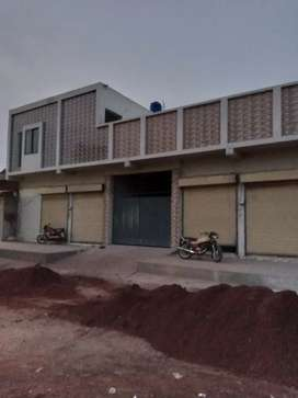 Building of hospital for rent
