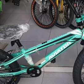 Sepeda bmx pakai rotor