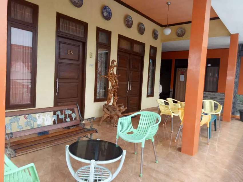 Kost/HomeStay Syariah Retro Pondok Orange Pramuka RJBS,harian,bln,thn 0