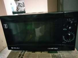 Baja microwave new condition at rs 3700