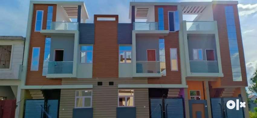 Duplax House For Sale In Kanhaiya Vihar Kargi 0