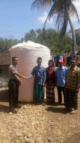 Karanganyar tandon air 2000 liter gratis antar